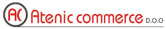Atenic commerce logo